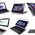 محققین خبر از فروش خوب لپ تاپ های هیبریدی میدهند؛ فروش تبلت ناامید کننده است