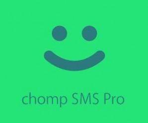دانلود نرم افزار مدیریت پیام ها chomp SMS Pro v8.23 اندروید