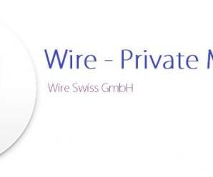 دانلود Wire Private Messenger 3.51.926 برنامه مسنجر وایر اندروید